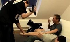Cute boys getting spanked free videos gay Skuby Gets Rosy Ch