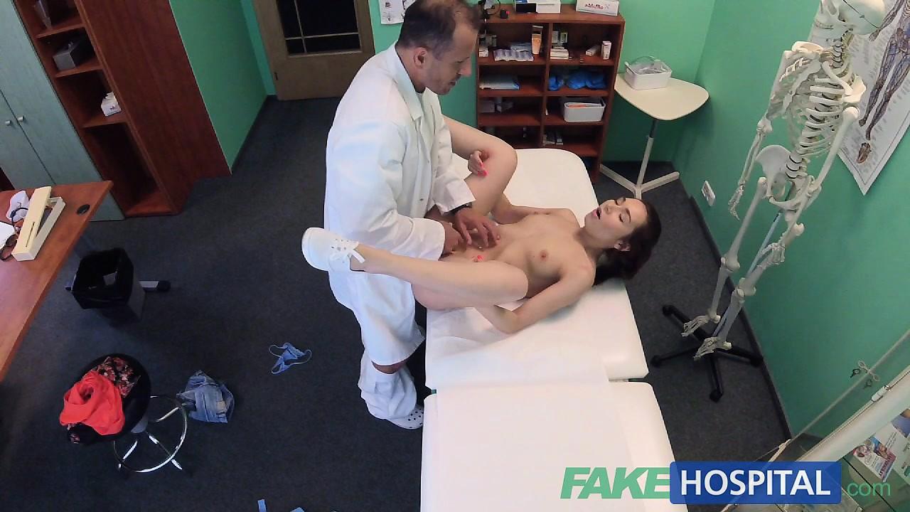 Fakehospital doctor performs sexual acrobatics, sexual fantasies bisexualtures