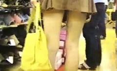 Menina Calcinha Mostrando a Buceta