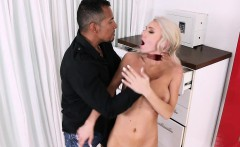 PunishTeens- Hot Blonde Strapped Up and Brutally Fucked