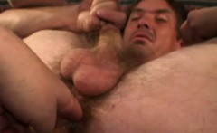 Mature Amateur Zack Jerking Off