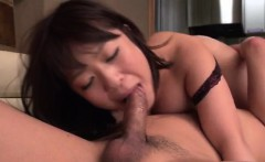 Wakaba Onoue serious porn play along a younger man