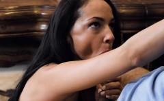 Preachers nasty wife bangs huge dick