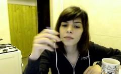Amateur Webcam Teen Dance Streptease
