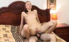 Teen sweetheart is into casual sex adventures all the time