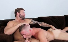 Gays on cam provide blowjob and nudity in sexy scenes