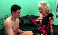 Granny Like To Tease And Fuck
