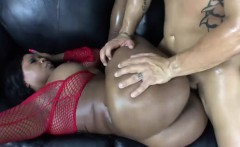 Jayden Star enjoys some rough pounding