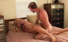 Horny guy enjoys having his tail smashed hard and rough