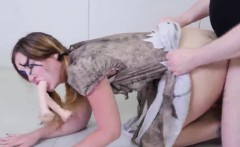 Flirty teen is taken in anal loony bin for uninhibited treat
