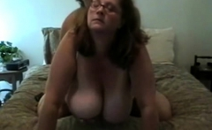 Bbw with big boobs play with her pussy
