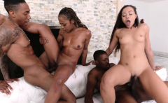 Adriana And Misty Get Fucked By Big Shlongs