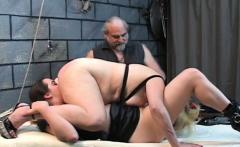 Naked wife home porn in coarse bondage dilettante scenes