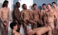 Gay college male physical with cumshot Michael Madiduddy's s