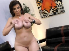 Sara Jay Jerk Off Instruction
