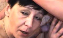 Small Tit Brunette Gives A Pov Blowjob