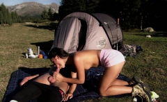 Vanessa Mae craves for a delicious cock