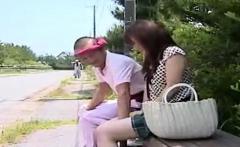 Public Sex Japan Asian Porn Outdoor movie 12