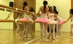Three dildos solo first time Hot ballet lady orgy