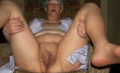 ILoveGrannY Well Aged Pussies and Wrinkly Tits