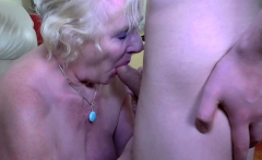 AgedLovE Mature Claire Knight and Chris Cobalt Hardcore