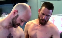 Man pines gay sex movie First Time Saline Injection for Cale