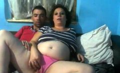 Webcam bbw teasing with her fat folds