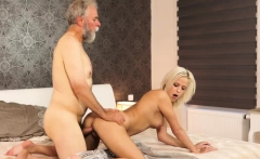 Teens first old man Surprise your gf and she will plumb with