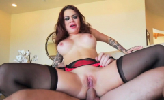 Karmen Karma craves for anal sex