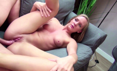 GERMAN SCOUT - NATURAL SKINNY TEEN LUCETTE FIRST TIME ANAL