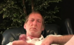 Mature Amateur Ron Jacking Off