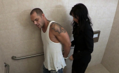 Diana Prince gets punished by Nacho Vidal