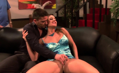 Cuck Sees Wife Cathy Heaven Ass Fucked