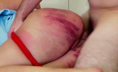 Extreme painal pendulum bdsm anal sex in bdsm saloon
