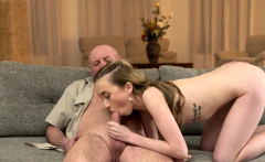 DADDY4K. Old man still able to satisfy young sluts like...