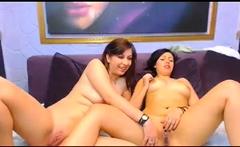 Beautiful brunette in sexy solo fingering masturbation 1 wmv