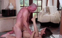 Petite Jane Wilde lustfully rides a big hard cock