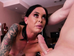 Brandy Aniston Giving a Separate Head