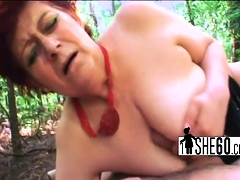 Naughty Hottie Taking Care Of Stiff Cock