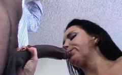 big tits slut Angelica Sin vs big black dick