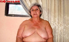 HelloGrannY Collection of Hot Latin Granny Pics
