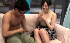 Hot Japanese Asian Teen Washing Fresh Fuck Pussy