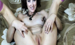 Firm Lady And Her Gratifying Performance Live In Cam