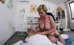 hairy mom pov fucked by her doctor