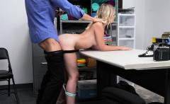 ShopLyfter - Sexy Blonde Teen Caught Stealing