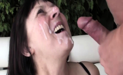 chubby old mom first time big cock fucked