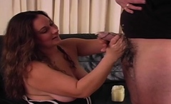 Amateur BJ From Redhead BBW Make Them Feel arouse