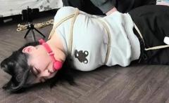 Sizzling hot extreme bdsm punishment of japanese slut asuka