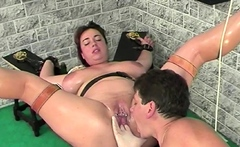 extreme oiled bbw stepsister squirting