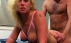 Prety Dutch Blonde Girlfriend Nice Sex